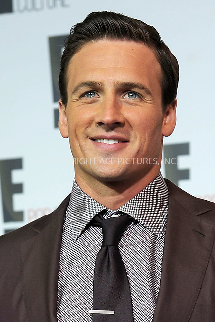 WWW.ACEPIXS.COM . . . . . .April 22, 2013...New York City....Ryan Lochte attends the E! 2013 Upfront at The Grand Ballroom at Manhattan Center on April 22, 2013in New York City.....Please byline: KRISTIN CALLAHAN - WWW.ACEPIXS.COM.. . . . . . ..Ace Pictures, Inc: ..tel: (212) 243 8787 or (646) 769 0430..e-mail: info@acepixs.com..web: http://www.acepixs.com .