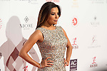 Eva Longoria attends to the photocall of the Global Gift Gala at Cibeles Palace in Madrid. April 02, 2016. (ALTERPHOTOS/Borja B.Hojas)