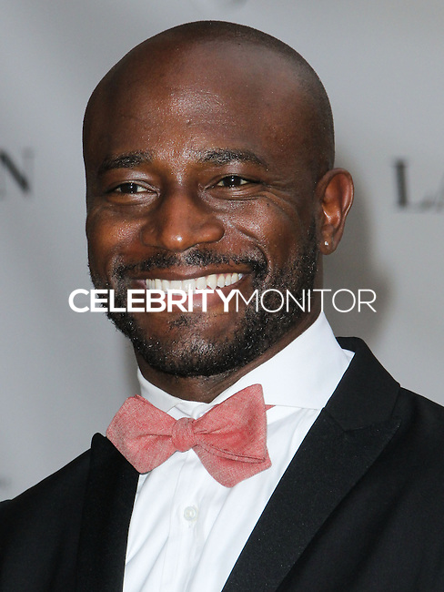 NEW YORK CITY, NY, USA - MAY 12: Taye Diggs at the American Ballet Theatre 2014 Opening Night Spring Gala held at The Metropolitan Opera House on May 12, 2014 in New York City, New York, United States. (Photo by Celebrity Monitor)