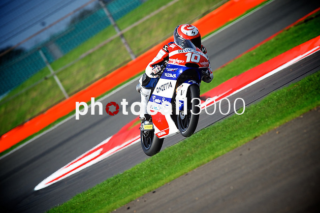 hertz british grand prix during the world championship 2014.<br /> Silverstone, england<br /> August 28, 2014. <br /> FP Moto3<br /> alexis masbou<br /> PHOTOCALL3000/ RME