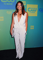 NEW YORK CITY, NY, USA - MAY 15: Gina Rodriguez at The CW Network's 2014 Upfront held at The London Hotel on May 15, 2014 in New York City, New York, United States. (Photo by Celebrity Monitor)