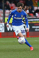 Mohammed Maouche of Oldham Athletic during Crawley Town vs Oldham Athletic, Sky Bet EFL League 2 Football at Broadfield Stadium on 7th March 2020
