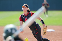 Stanford Softball vs CSU Bakersfield, March 11, 2018