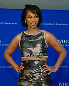 Fox News anchor Harris Faulkner arrives for the 2018 White House Correspondents Association Annual Dinner at the Washington Hilton Hotel on Saturday, April 28, 2018.<br /> Credit: Ron Sachs / CNP<br /> <br /> (RESTRICTION: NO New York or New Jersey Newspapers or newspapers within a 75 mile radius of New York City)