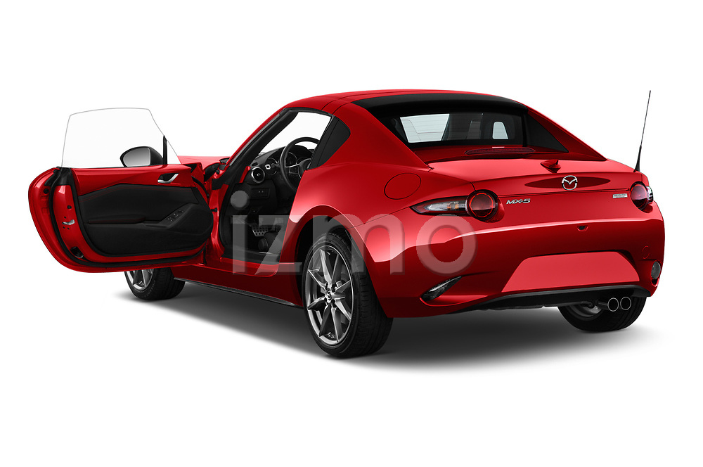 Car images of 2019 Mazda MX-5 Skycruise 2 Door Targa Doors