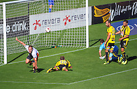 131214 A-League Football - Phoenix v Roar