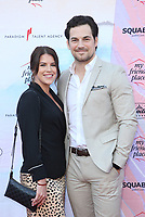 6 April 2019 - Los Angeles, California - Nichole Gustafson, Giacomo Gianniotti. the Ending Youth Homelessness: A Benefit For My Friend's Place  held at Hollywood Palladium.  <br /> CAP/ADM/FS<br /> ©FS/ADM/Capital Pictures