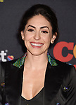 LOS ANGELES, CA - NOVEMBER 08: Actor Natalia Cordova-Buckley arrives at the premiere of Disney Pixar's 'Coco' at El Capitan Theatre on November 8, 2017 in Los Angeles, California.