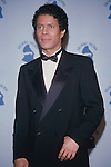 Gregory Abbott at The Grammy's 1987.