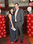 Trevor Durnin and Jane Kearney pictured at the Valentine Ball in the Grove House Dunleer. Photo:Colin Bell/pressphotos.ie