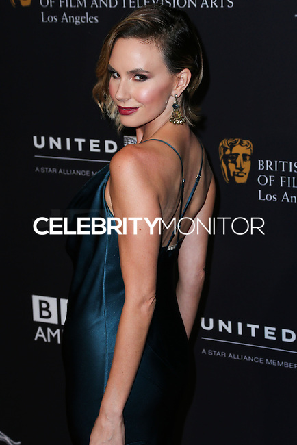 BEVERLY HILLS, CA, USA - OCTOBER 30: Keltie Knight arrives at the 2014 BAFTA Los Angeles Jaguar Britannia Awards Presented By BBC America And United Airlines held at The Beverly Hilton Hotel on October 30, 2014 in Beverly Hills, California, United States. (Photo by Xavier Collin/Celebrity Monitor)