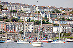 Falmouth is a town, civil parish and port on the River Fal on the south coast of Cornwall, England, United Kingdom