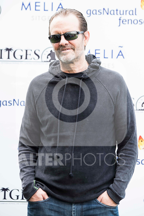 "Michael Biehn during the photocall in honor to ""Aliens"" at Festival de Cine Fantastico de Sitges in Barcelona. October 08, Spain. 2016. (ALTERPHOTOS/BorjaB.Hojas)"