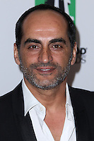 BEVERLY HILLS, CA - OCTOBER 21: Navid Negahban at 17th Annual Hollywood Film Awards held at The Beverly Hilton Hotel on October 21, 2013 in Beverly Hills, California. (Photo by Xavier Collin/Celebrity Monitor)