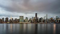 Midtown Manhattan Dusk<br /> New York City