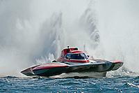 "Mario Blain, GP-757 ""Canada Boy""    (Grand Prix Hydroplane(s)"
