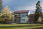 The Native American Center on the University of Montana campus in Missoula, Montana