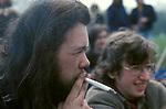 LEGALISE POT CAMPAIGN DEMONSTRATION 1970S LONDON