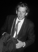 Donald Sutherland1984<br /> Photo By John Barrett/PHOTOlink