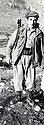Iraq 1984. Loqman Ghassemlou, peshmerga of KDPI,  in Ghapilon near Suleimania<br /> Irak 1984. Loqman Ghassemlou, peshmerga du PDKI, a Ghapilon pres de Souleimania