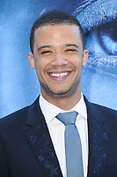 "12 July 2017 - Los Angeles, California - Jacob Anderson. HBO's ""Game of Thrones"" Season 7 Los Angeles Premiere held at The Music Center's Walt Disney Concert Hall in Los Angeles. Photo Credit: Birdie Thompson/AdMedia"