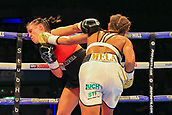 30th September 2017, Echo Arena, Liverpool, England; Matchroom Boxing, Eliminator for WBA Bantamweight World Championship; Super-Featherweight contest<br />