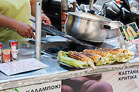Athens, Greece - Food scene