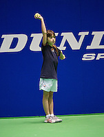 13-12-12, Rotterdam, Tennis Masters 2012, Ballboy