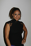 Tracie Thoms, nominee for Bandwagon (Rent Stick Fly) After the show  - We Love Soaps presents The 3rd Annual Indie Soap Awards on February 21, 2012 at the New World Stages, New York City, New York.  (Photo by Sue Coflin/Max Photos)