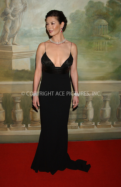 WWW.ACEPIXS.COM . . . . .  ....Catherine Zeta Jones attending the 8th Annual Red Ball honoring Richard Gere and Carey Lowell and benefiting The Children's Advocacy Center of Manhattan and The Mary Lea Johnson Richards Institute at NYU Medical center, at the Pierre Hotel, NYC, February 7 2005....Please byline: Kristin Callahan - ACE PICTURES..... *** ***..Ace Pictures, Inc:  ..Philip Vaughan (646) 769-0430..e-mail: info@acepixs.com..web: http://www.acepixs.com