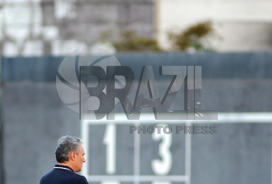 SÃO PAULO,SP, 13.09.2013 TREINO/CORINTHIANS/SP - Tecnico Tite  durante treino do Corinthians no CT Joaquim Grava na zona leste de Sao Paulo. (Foto: Alan Morici /Brazil Photo Press).