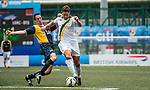 Wallsend Boys Club vs USRC - BTS during day two of the HKFC Citibank Soccer Sevens 2015 on May 30, 2015 at the Hong Kong Football Club in Hong Kong, China. Photo by Xaume Olleros / Power Sport Images