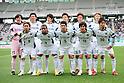 FC/Matsumoto Yamaga FC team group line-up,.MARCH 4, 2012 - Football / Soccer :.Matsumoto Yamaga FC team group shot (Top row - L to R) Yosuke Nozawa, Masaki Iida, Shingo Kukita, Atsuto Tatara, Kazuya Iio, Tetsuya Kijima, (Bottom row - L to R) Kento Tsurumaki, Eydison, Kenta Komatsu, Akihito Kusunose and Takumi Watanabe before the 2012 J.League Division 2 match between Tokyo Verdy 2-0 Matsumoto Yamaga F.C. at Ajinomoto Stadium in Tokyo, Japan. (Photo by AFLO)