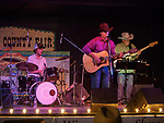 Straight Country, A Tribute to George Straight on stage during Friday at the 80th Amador County Fair, Plymouth, Calif..<br /> .<br /> .<br /> .<br /> #AmadorCountyFair, #1SmallCountyFair, #PlymouthCalifornia, #TourAmador, #VisitAmador
