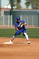 Addison Russell - Chicago Cubs 2016 spring training (Bill Mitchell)