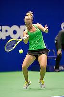 13-12-12, Rotterdam, Tennis Masters 2012, Richel Hogenkamp