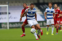 Yoann Barbet of Queens Park Rangers during Queens Park Rangers vs Fulham, Sky Bet EFL Championship Football at the Kiyan Prince Foundation Stadium on 30th June 2020