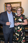Gavin Scott, Shan Wilson at the Greenbank 21 Year Reunion - Current and Past Parents, The Northern Club, Auckland, New Zealand,  Friday, August 04, 2017.Photo: David Rowland / One-Image.com for BW Media