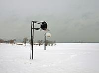 Lakefront Winter