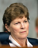 """United States Senator Jeanne Shaheen (Democrat of New Hampshire), a member of the U.S. Senate Foreign Relations Committee, listens to testimony during the hearing on """"Authorization of Use of Force in Syria"""" on Capitol Hill in Washington, D.C. on Tuesday, September 3, 2013.<br /> Credit: Ron Sachs / CNP"""