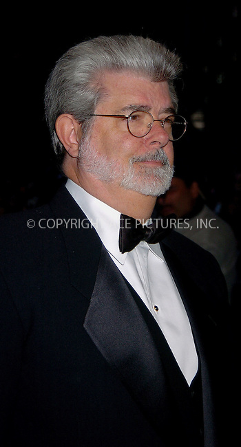 WWW.ACEPIXS.COM . . . . .  ....NEW YORK, MAY 8, 2006....George Lucas at Time Magazine's 100 Most Influential People 2006... ....Please byline: AJ Sokalner - ACEPIXS.COM.... *** ***..Ace Pictures, Inc:  ..(212) 243-8787 or (646) 769 0430..e-mail: picturedesk@acepixs.com..web: http://www.acepixs.com
