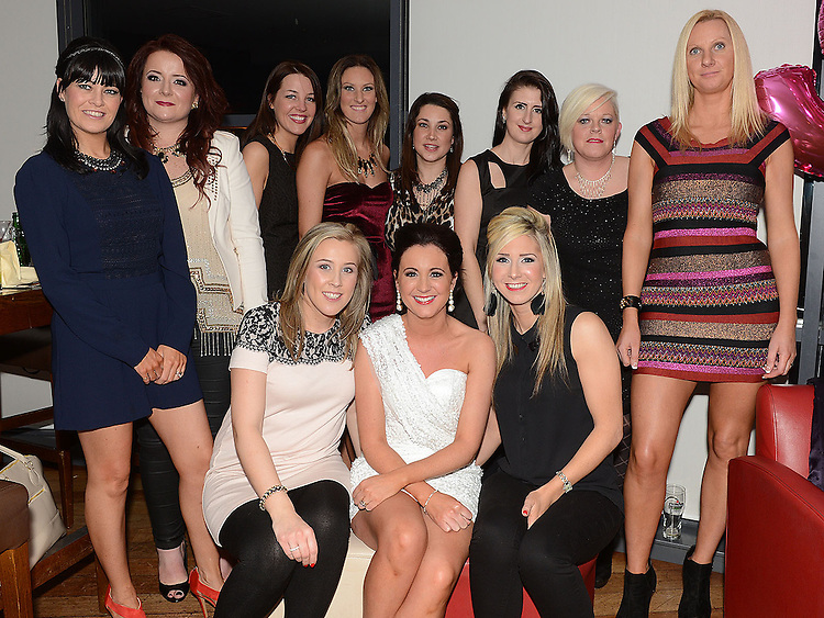 Tara Devine celebrating her 30th birthday in Brú with all her friends.  Photo: Colin Bell/pressphotos.ie