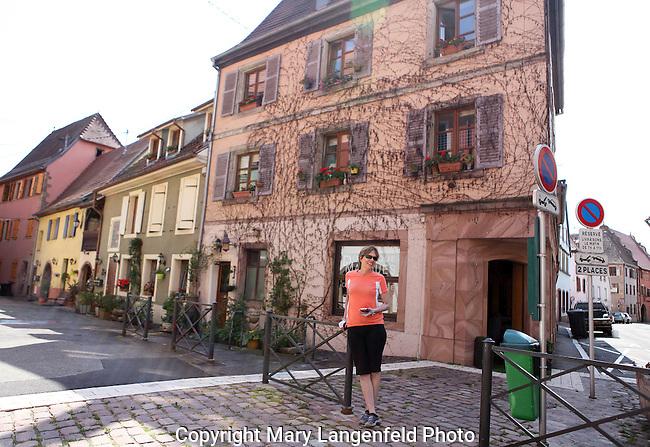 Ostheim, Alsace, France