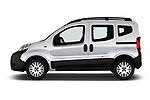 Car driver side profile view of a 2017 Citroen Nemo  base 5 Door Mini Van