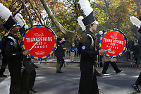 New York, NY-November 23: A Marching Band attends the 91st Annual Macy's Thanksgiving Day Parade on November 23, 2017 held in New York City Credit: mpi43/MediaPunch /NortePhoto.com NORTEPHOTOMEXICO