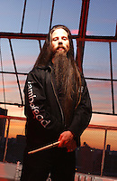 CHRIS ADLER - LAMB OF GOD - DRUM