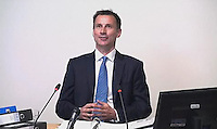 Jeremy Hunt at Leveson