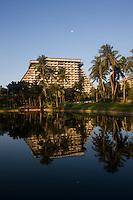 Photographs of the Fairmont Princess Hotel in Acapulco Guerrero, Mexico. 30-05-08