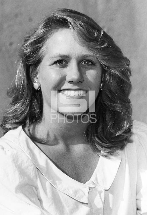 1987: Dana Anderson.