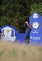 23 Sept 14 American Bubba Watson during the Tuesday Practice Round at The Ryder Cup at The Gleneagles Hotel in Perthshire, Scotland. (photo credit : kenneth e. dennis/kendennisphoto.com)